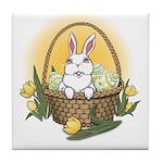 Easter Bunny Pocket Rabbit T-shirts Gifts Tile Coa