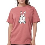 Pocket Easter Bunny Womens Comfort Colors® Shirt