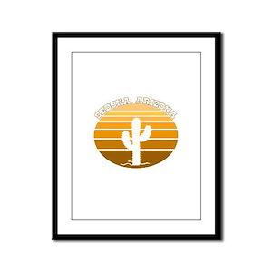 Sedona, Arizona Framed Panel Print