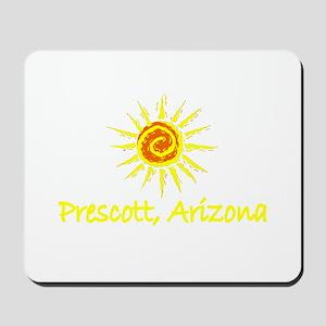 Prescott, Arizona Mousepad