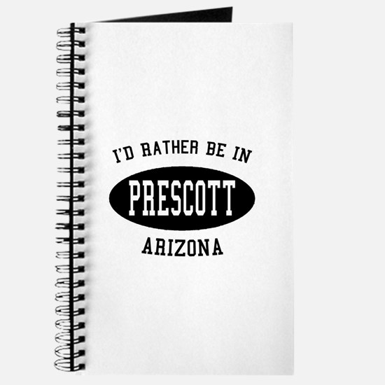 I'd Rather Be in Prescott, Ar Journal