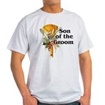 Jumping the Broom Son of the Groom Light T-Shirt