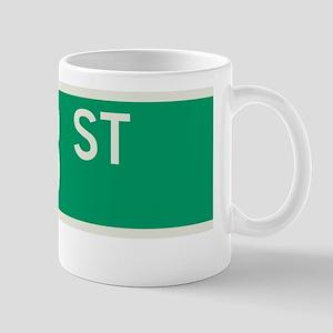 33rd Street in NY Mug
