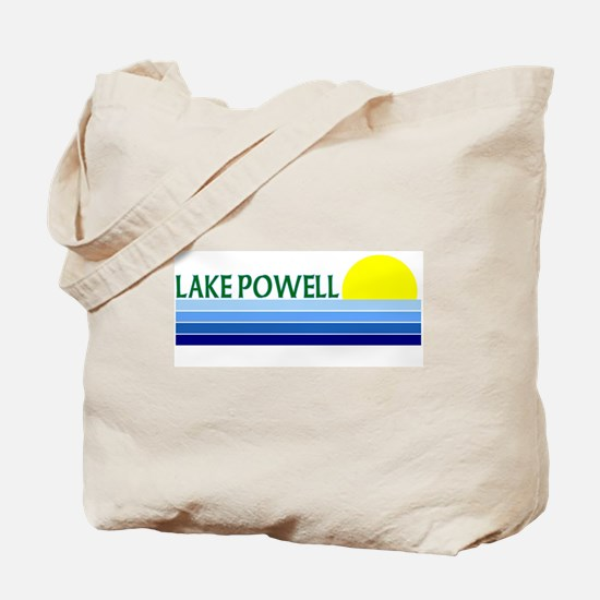 Lake Powell Tote Bag