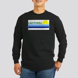 Lake Powell Long Sleeve Dark T-Shirt