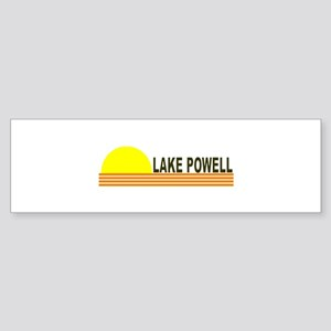 Lake Powell Bumper Sticker