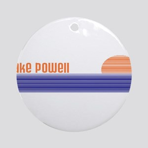 Lake Powell Ornament (Round)
