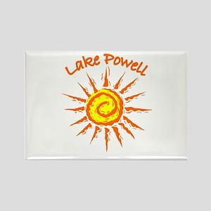Lake Powell Rectangle Magnet