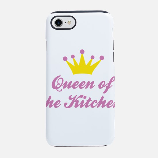 Queen of the Kitchen iPhone 8/7 Tough Case