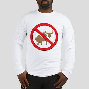 No Bull Long Sleeve T-Shirt