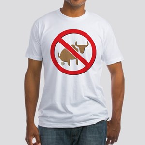 No Bull Fitted T-Shirt