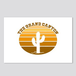 The Grand Canyon Postcards (Package of 8)