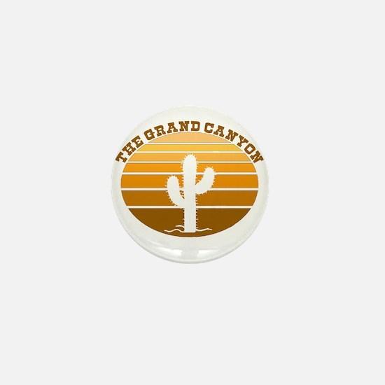 The Grand Canyon Mini Button