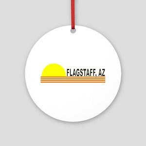 Flagstaff, Arizona Ornament (Round)