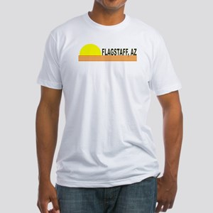 Flagstaff, Arizona Fitted T-Shirt