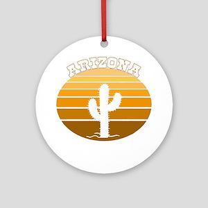 Arizona Ornament (Round)