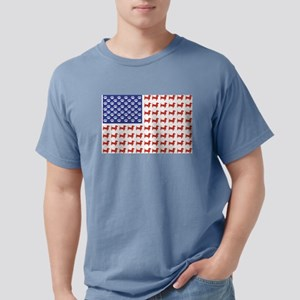 USA Patriotic Dachshund T-Shirt