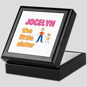 Jocelyn - The Little Sister Keepsake Box