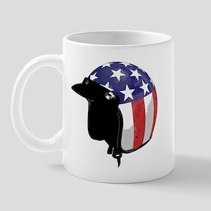 USA HELMET  Mug