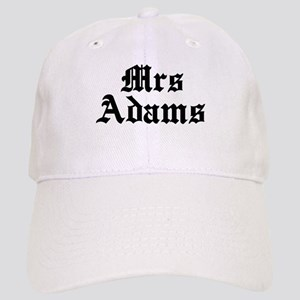 Mrs Adams Cap