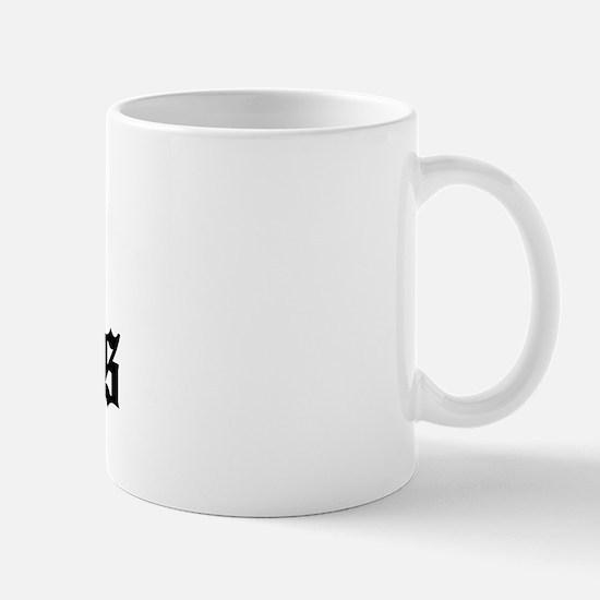 Mrs Adams Mug