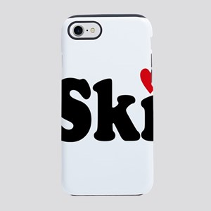 ski iPhone 8/7 Tough Case