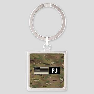 U.S. Air Force: PJ (Camo) Square Keychain