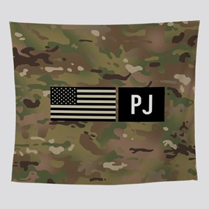 U.S. Air Force: PJ (Camo) Wall Tapestry