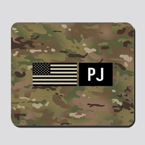 U.S. Air Force: PJ (Camo) Mousepad