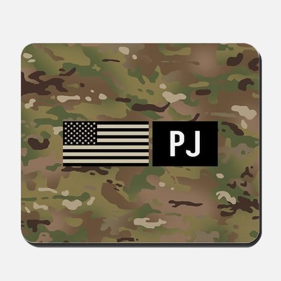 U.S. Air Force: PJ (Camo) Mousepad