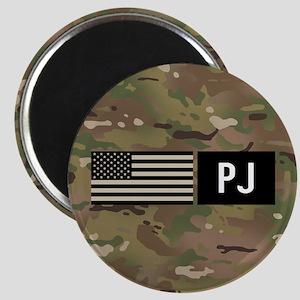 U.S. Air Force: PJ (Camo) Magnet
