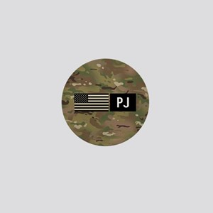 U.S. Air Force: PJ (Camo) Mini Button