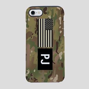 U.S. Air Force: PJ (Camo) iPhone 8/7 Tough Case