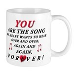 ENCORE! You are the song... Mug