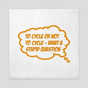cycle Queen Duvet