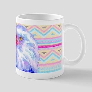 Multicolor Eagle Shield Mug
