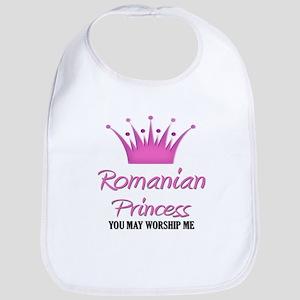 Romanian Princess Bib