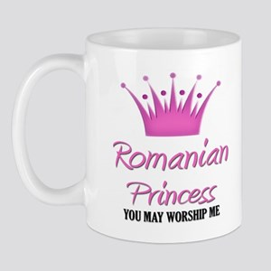 Romanian Princess Mug