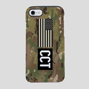 U.S. Air Force: CCT (Camo) iPhone 8/7 Tough Case