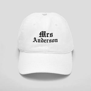 Mrs Anderson Cap