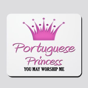 Portuguese Princess Mousepad