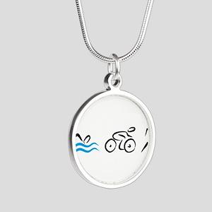 Triathlon Necklaces