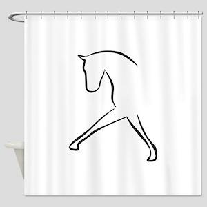 Pferd Shower Curtain