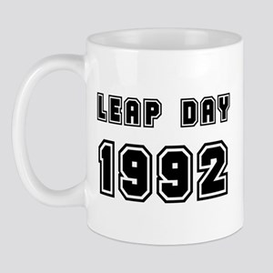 Leap Day 1992 Mug Mugs