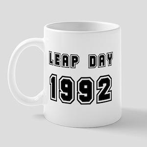 Leap Day 1992 Mug Mugs
