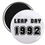 LEAP DAY 1992 Magnet