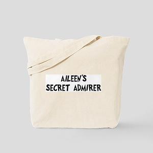 Aileens secret admirer Tote Bag