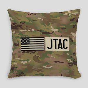 U.S. Air Force: JTAC (Camo) Everyday Pillow