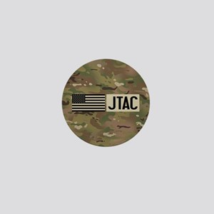 U.S. Air Force: JTAC (Camo) Mini Button