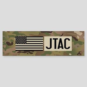 U.S. Air Force: JTAC (Camo) Sticker (Bumper)